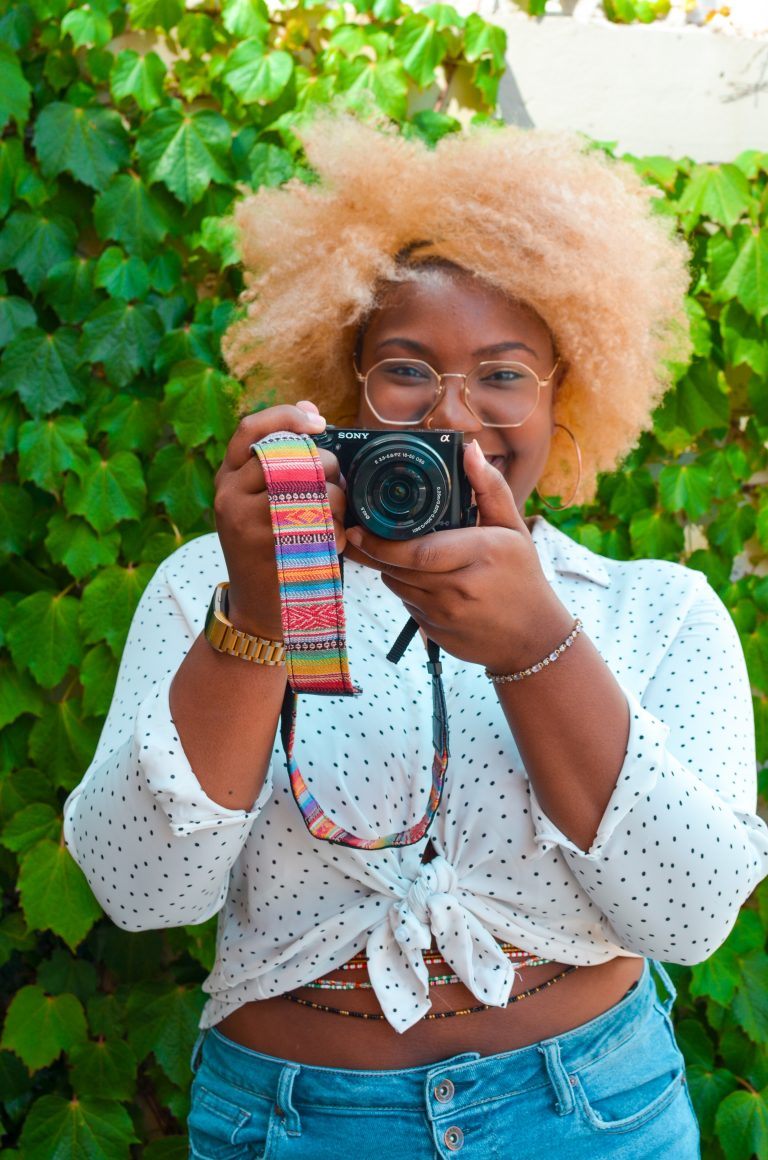 Introducing the Photography Major: Black Eyes Have a Voice At Spelman