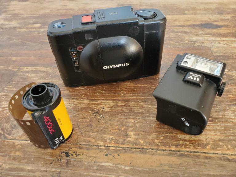 Snap Up The Olympus XA: A Tiny Yet Powerful Camera