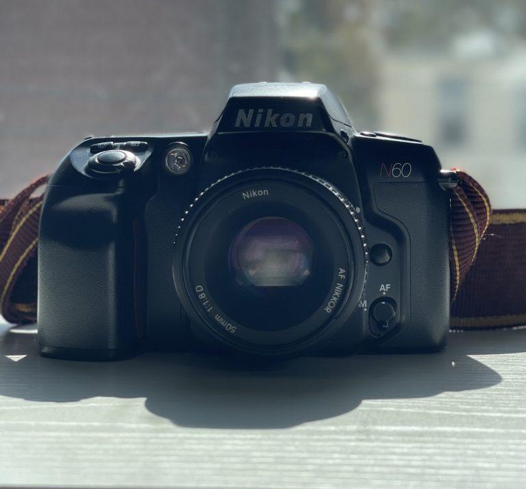 Twas The Nikon 60 That Saved Me…